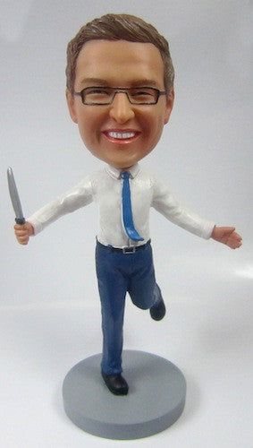 Businessman Bobblehead #35
