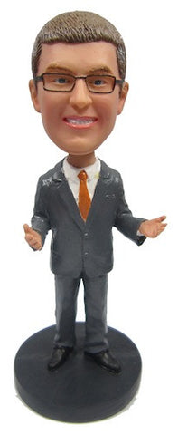 Businessman Bobblehead #23