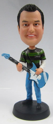 Male Guitar Player Bobblehead #5