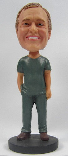 Casual Male Bobblehead #58