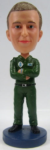 Air Force Military Bobblehead