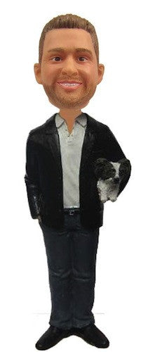 Casual Male Bobblehead #62