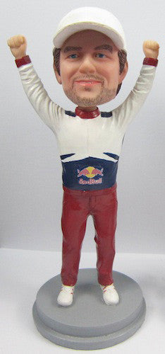 Champion Bobblehead