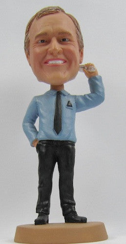 Businessman Bobblehead #27