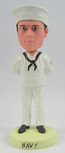 Sailor Bobblehead