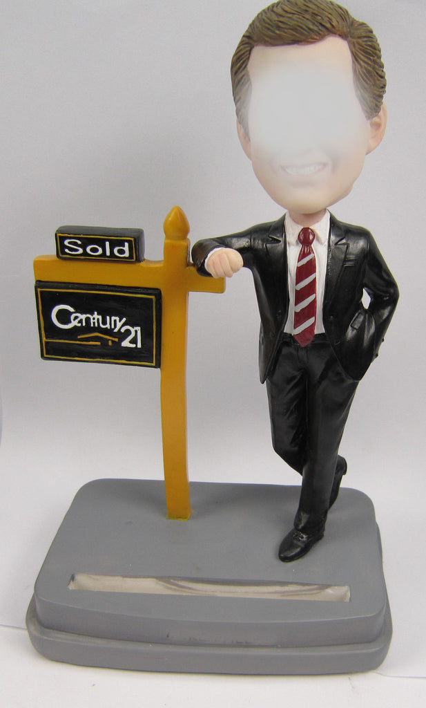 Real Estate Bobblehead #1