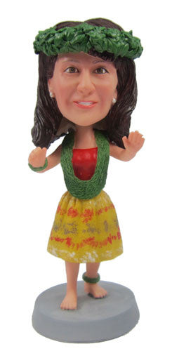 Hawaiian Bobblehead