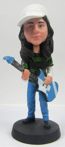Female Rockstar Bobblehead