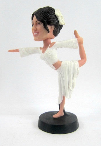 Female Dancer Bobblehead