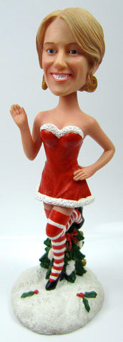 Santas' naughty little helper 1