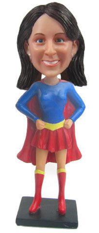 Super Woman Bobblehead