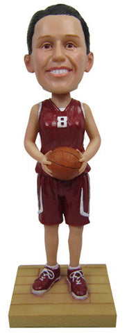 Female Basketball Player #1