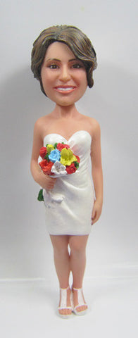 Bride or Bridesmaid Bobblehead #2
