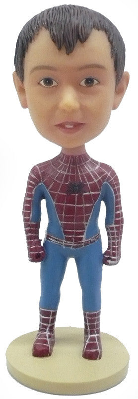 Spiderman Boy Bobblehead