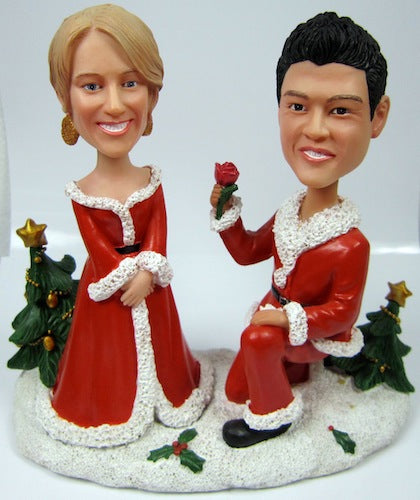 Christmas Couples 3
