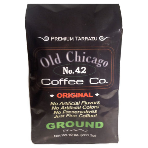 Old Chicago No. 42 Ground Coffee