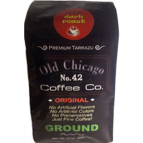 No. 42 Dark Roast Ground Coffee