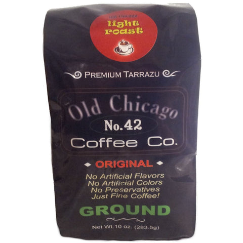 No. 42 Light Roast Ground Coffee
