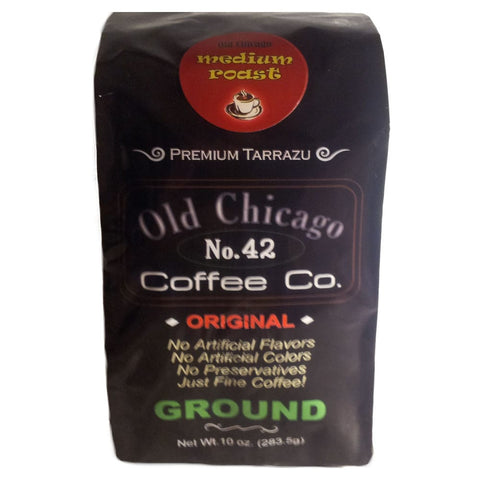 No. 42 Ground Medium Roast Coffee