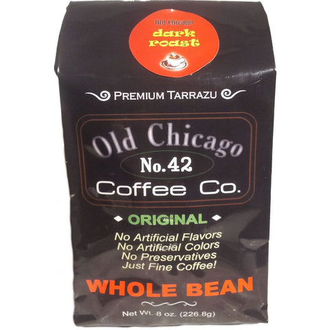 No. 42 Dark Whole Bean Coffee