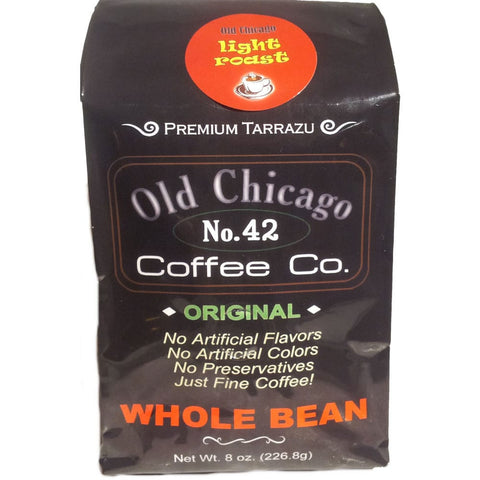 No. 42 Light Whole Bean | Buy The Best Light Bean On Earth