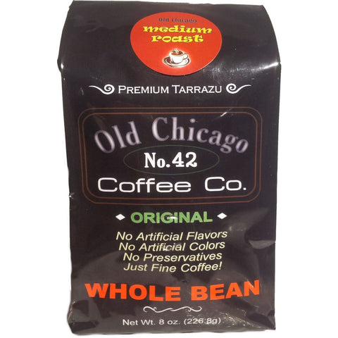 No. 42 Medium Coffee Beans
