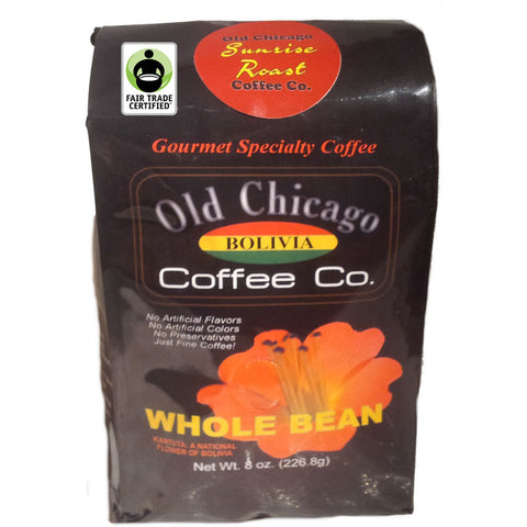 Bolivia Medium Roast Coffee Beans