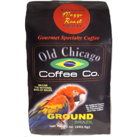 Brazil Medium Roast Coffee | Buy Premium Ground Coffee