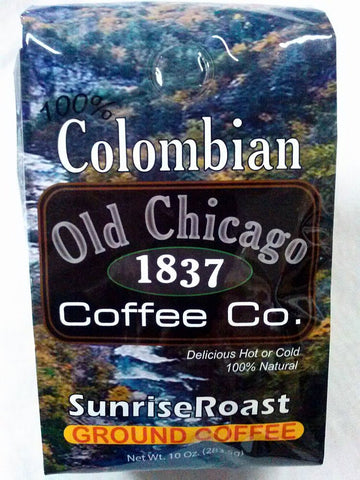 Light Roast Ground Colombian Coffee | Best Colombian Coffee