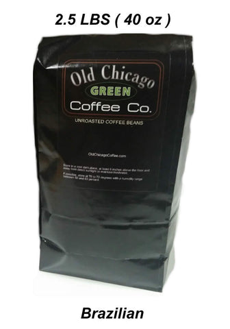 Brazilian Green Coffee Beans