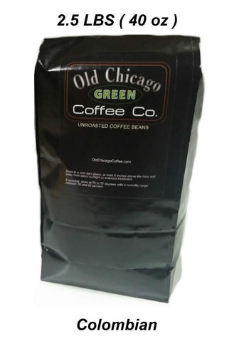 Colombian Green Coffee Beans