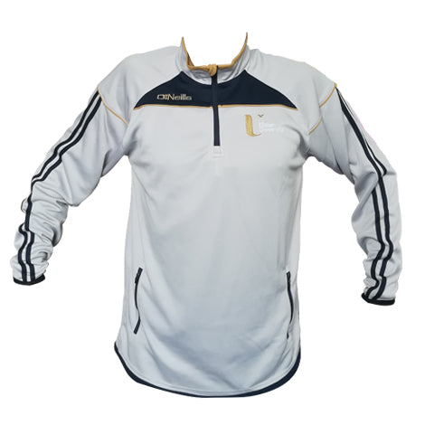 O'Neills Light Grey Half Zip