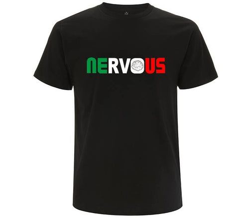 Nervous Italia - T-shirt Uomo - T-Shirt by Fol The Brand