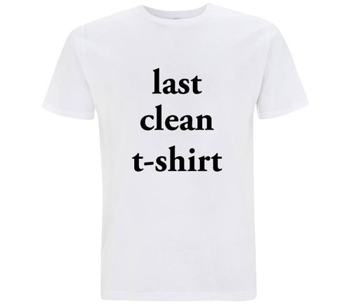 Last clean t-shirt - T-shirt Uomo - T-Shirt by Fol The Brand