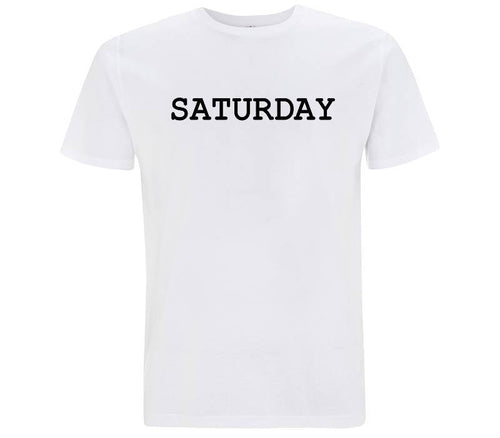 Saturday - T-shirt Uomo - T-Shirt by Fol The Brand