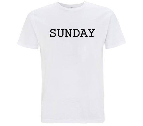Sunday - T-shirt Uomo
