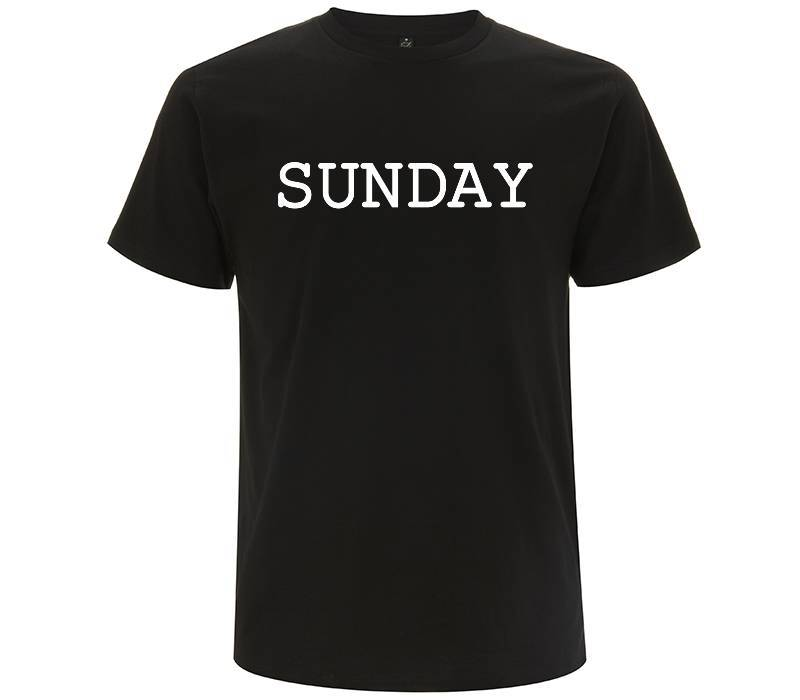 Sunday - T-shirt Uomo - T-Shirt by Fol The Brand