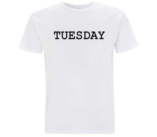 Tuesday - T-shirt Uomo