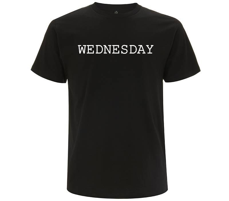 Wednesday - T-shirt Uomo