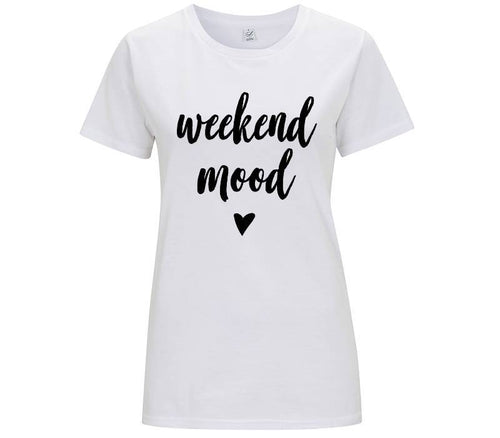 Weekend mood - T-shirt Donna