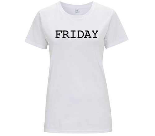 Friday - T-shirt Donna