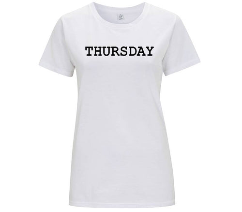 Thursday - T-shirt Donna