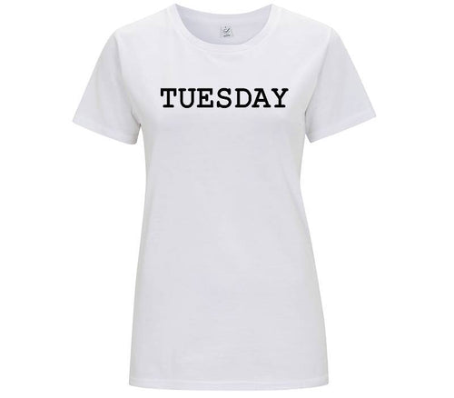 Tuesday - T-shirt Donna - T-Shirt by Fol The Brand