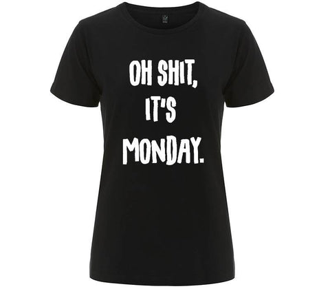 Less monday more sunday - T-shirt Donna