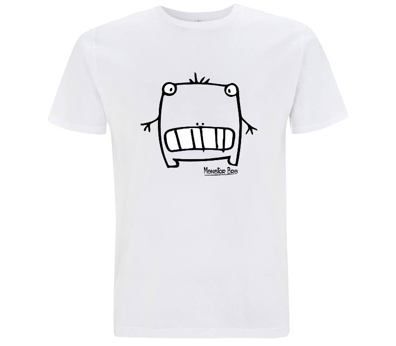 "Monster Bro ""Beary"" - T-shirt Uomo - T-Shirt by Fol The Brand"