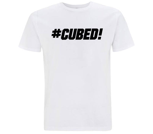 #CUBED! T-SHIRT UOMO - T-shirt by Fol The Brand