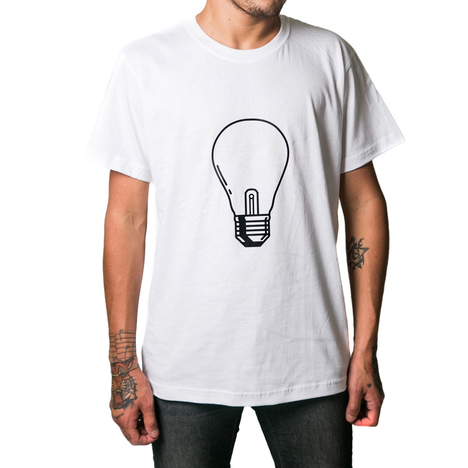 Illumina Luminescente - T-shirt Uomo - T-Shirt by Fol The Brand
