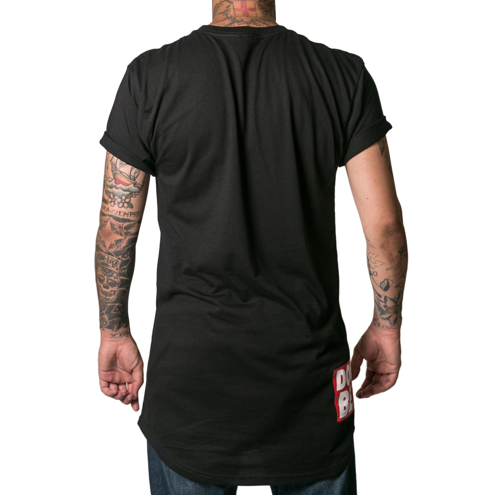 DWBT T-Shirt Long Man - Fol The Brand