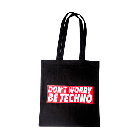 Don't Worry, Be Techno - Snapback Promo