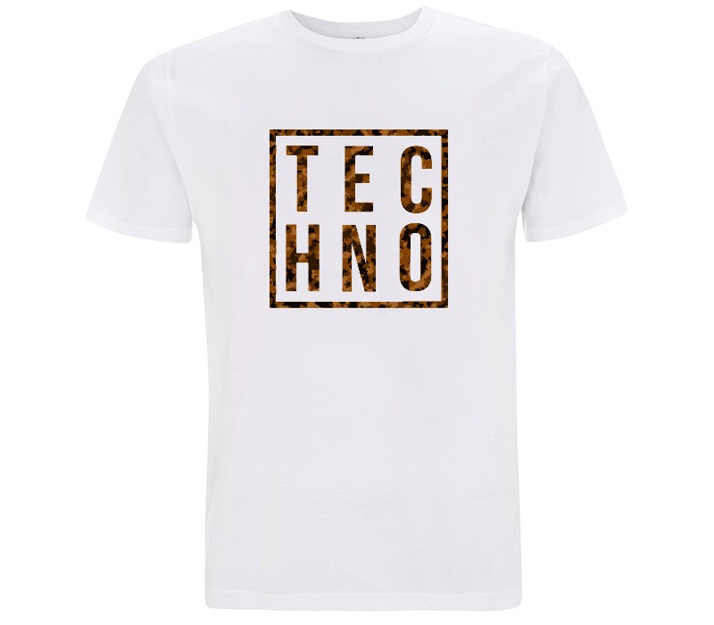 TECHNO CAMO GOLD  T-shirt UOMO - T-shirt by Fol The Brand